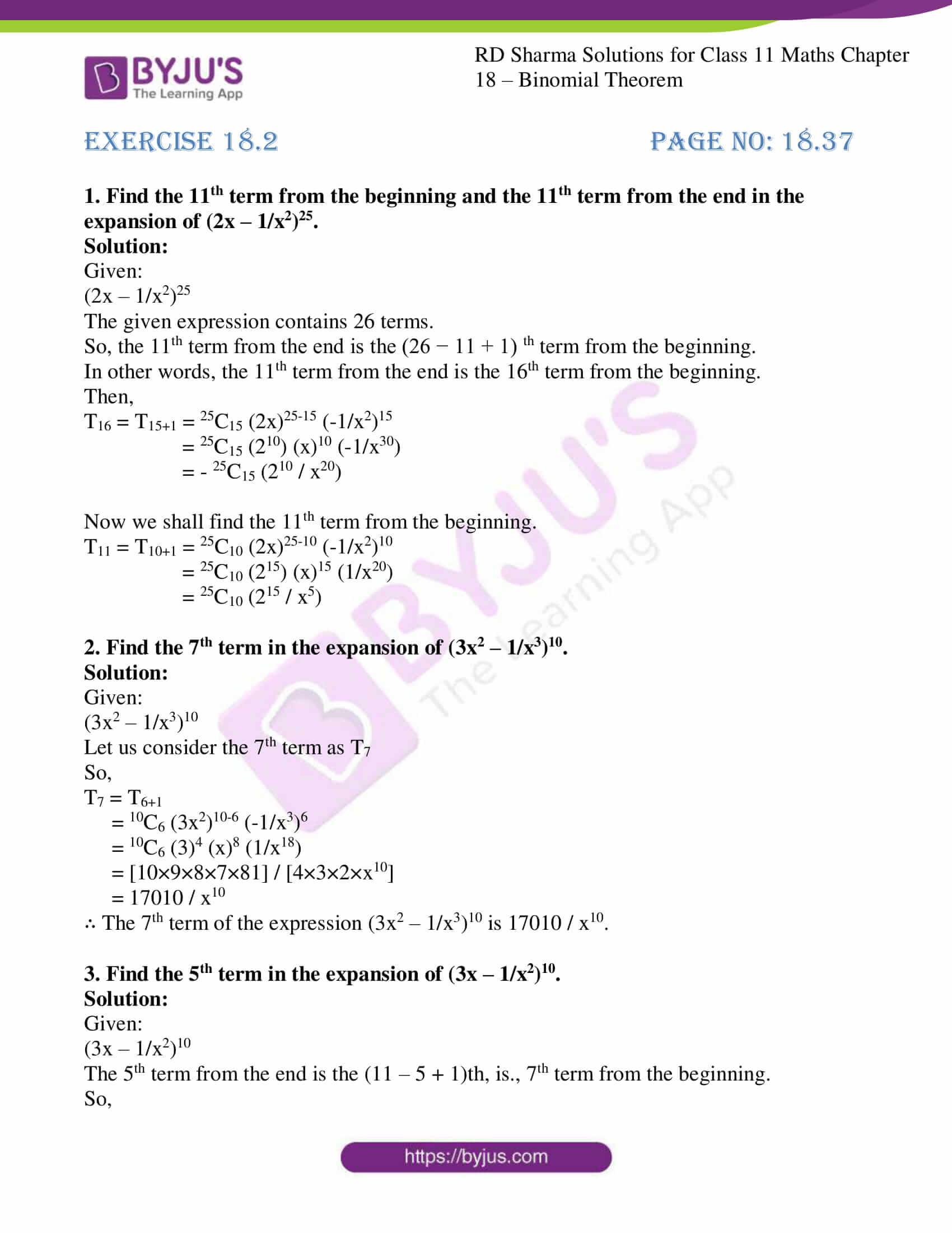 rd sharma class 11 maths ch 18 ex 2 01