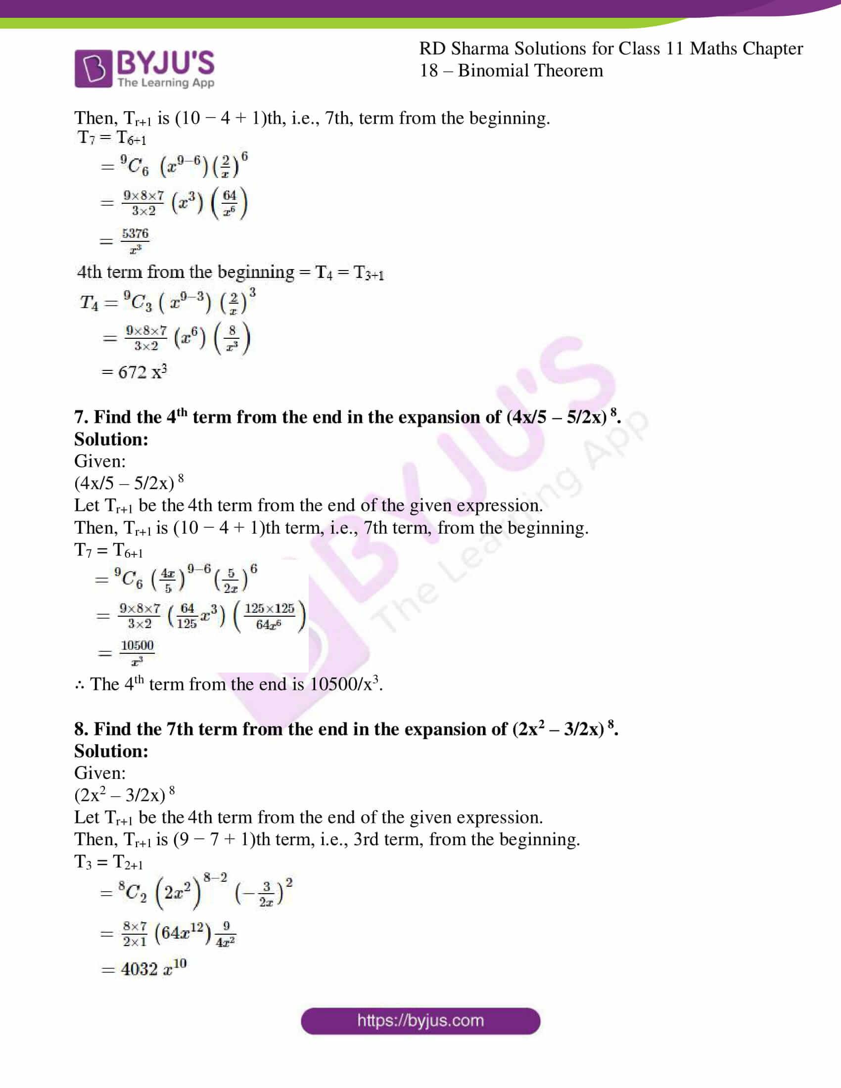 rd sharma class 11 maths ch 18 ex 2 03