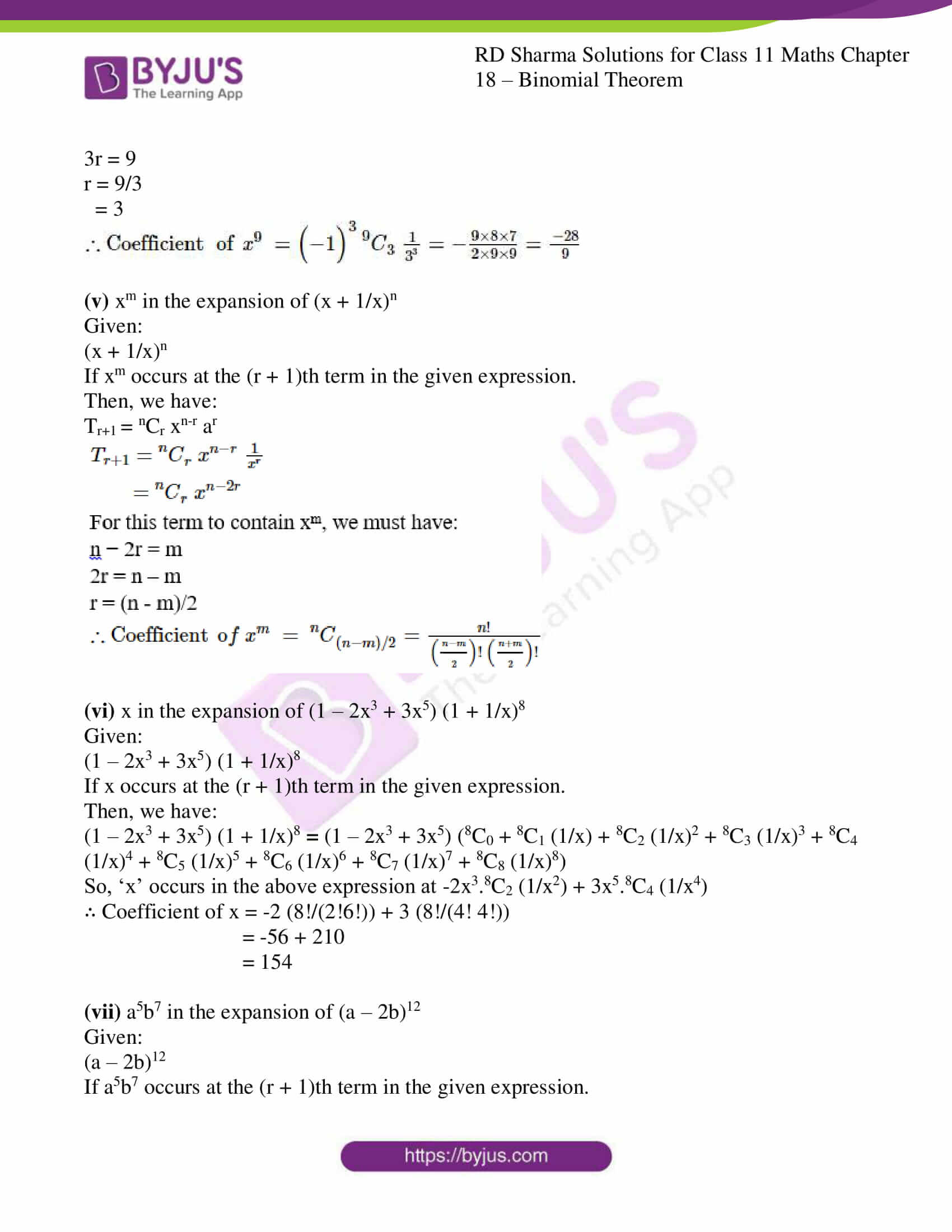 rd sharma class 11 maths ch 18 ex 2 06