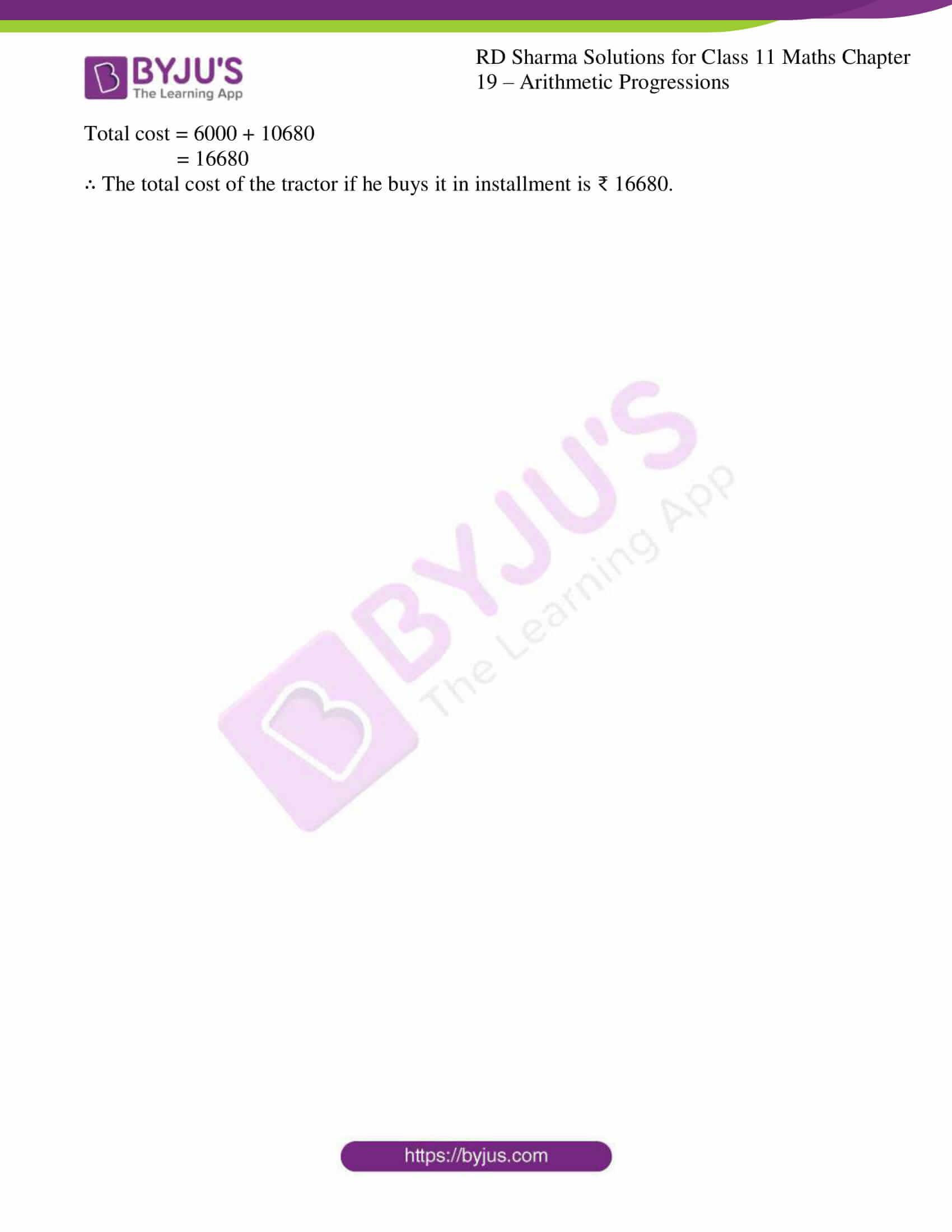 rd sharma class 11 maths ch 19 ex 7 8