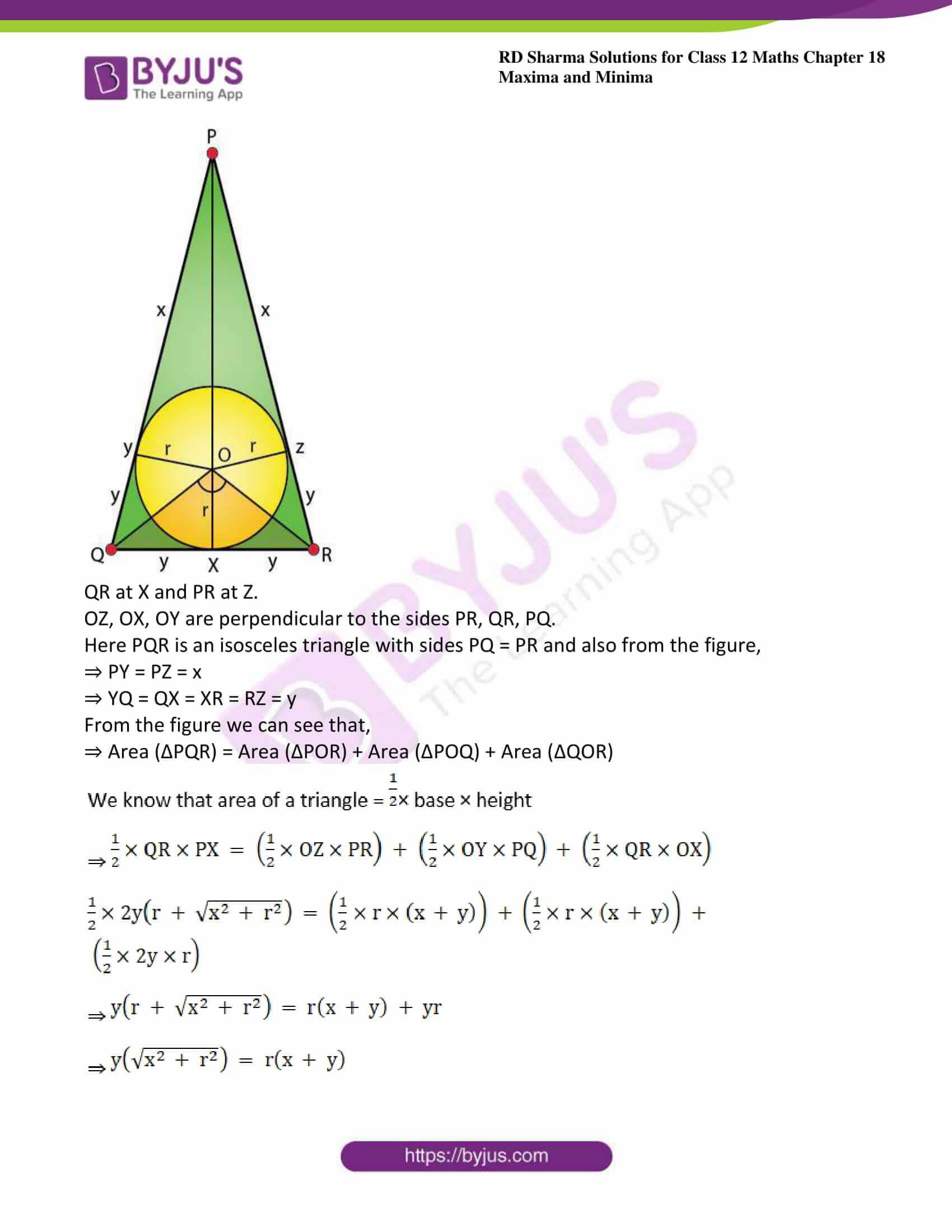 rd sharma class 12 maths sol chap 18 ex 5 35