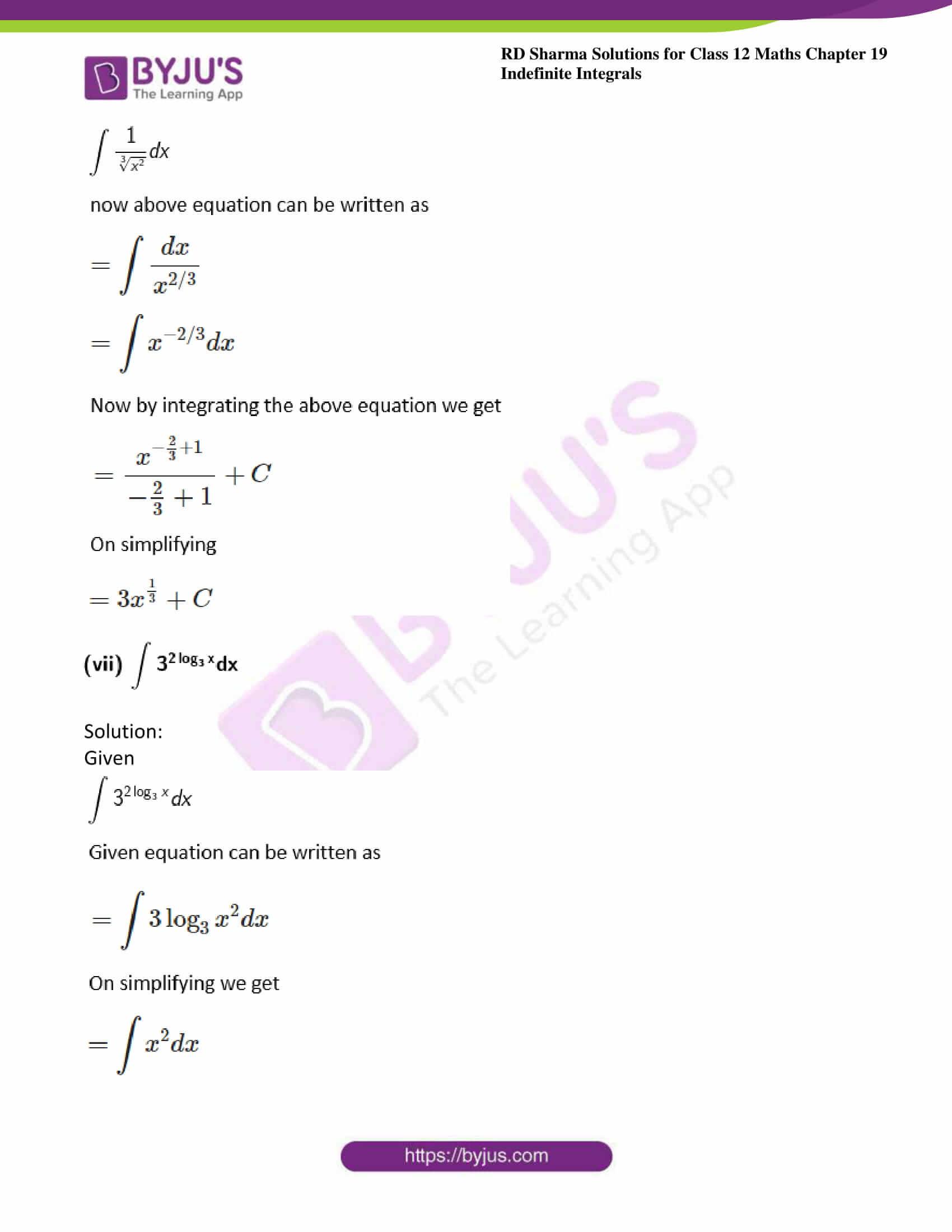 rd sharma class 12 maths sol chap 19 ex 1 4