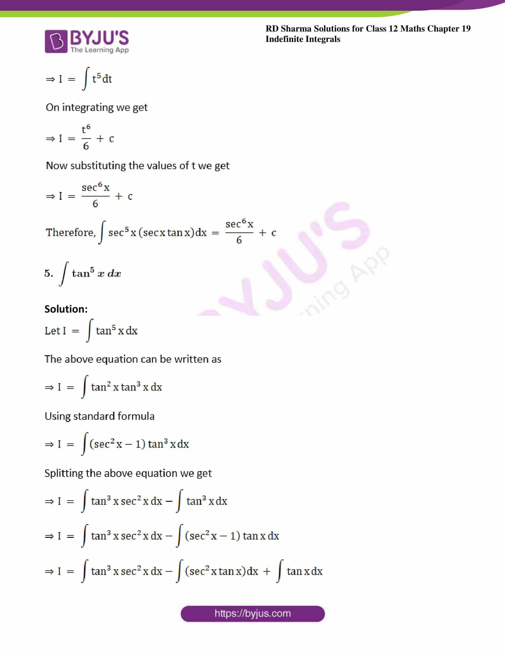 rd sharma class 12 maths sol chap 19 ex 11 4