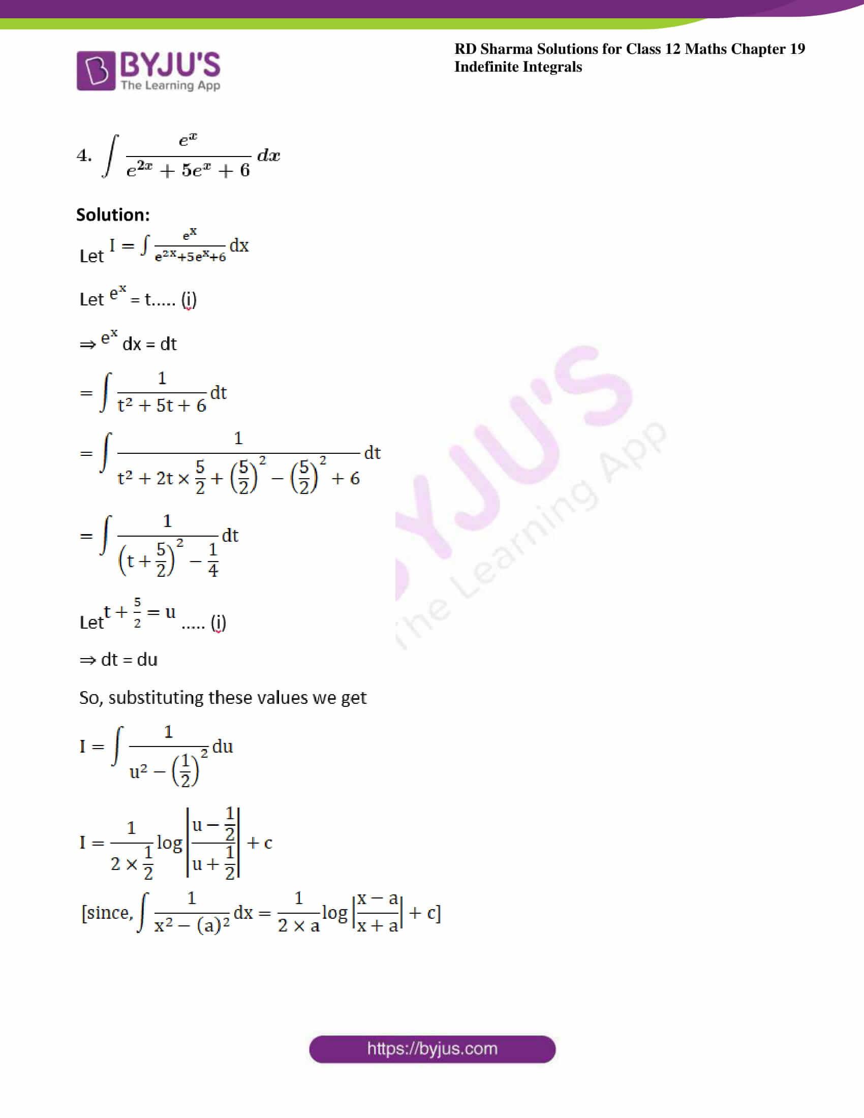 rd sharma class 12 maths sol chap 19 ex 16 3
