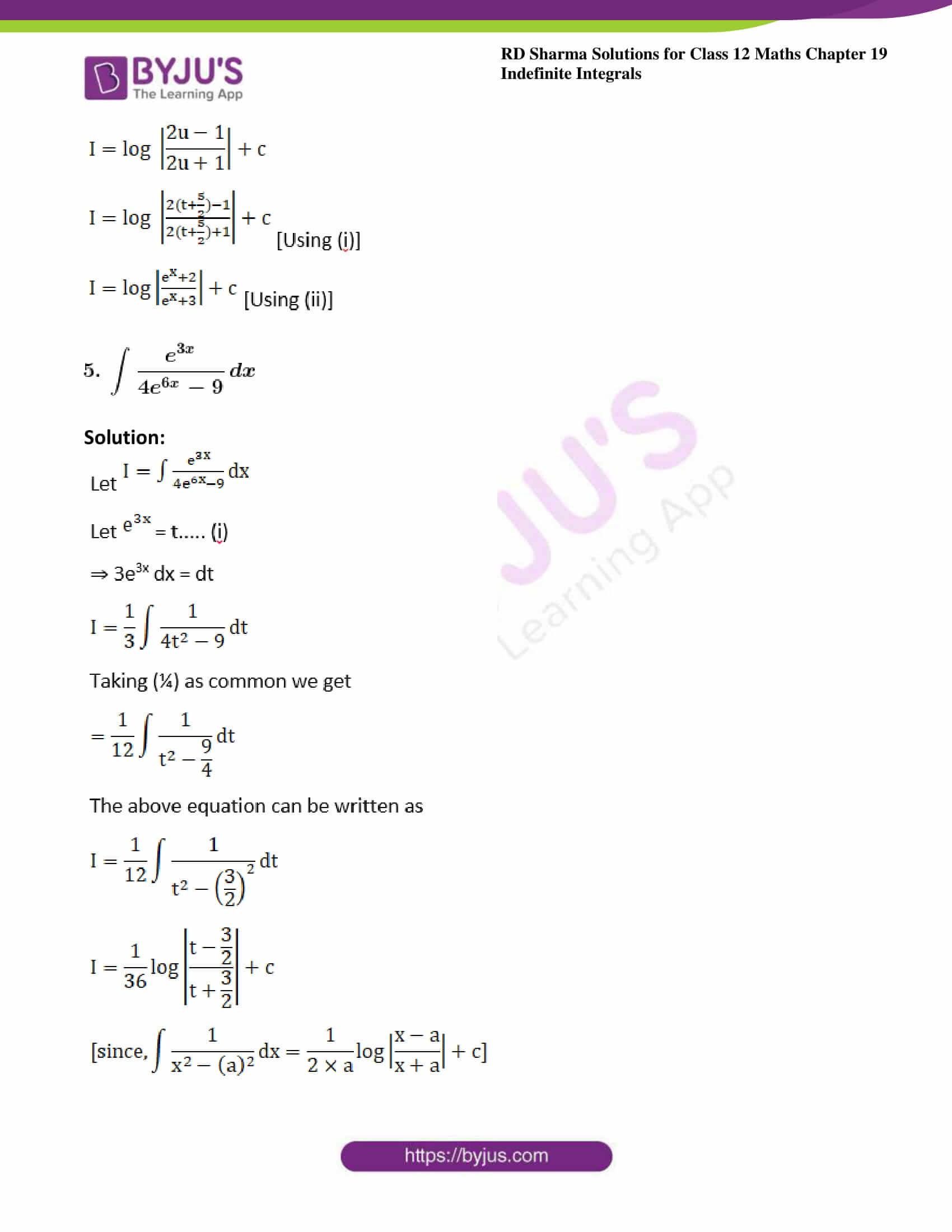 rd sharma class 12 maths sol chap 19 ex 16 4