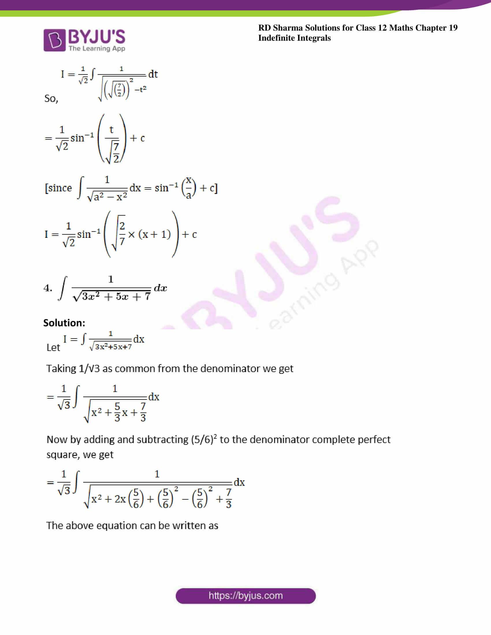 rd sharma class 12 maths sol chap 19 ex 17 4