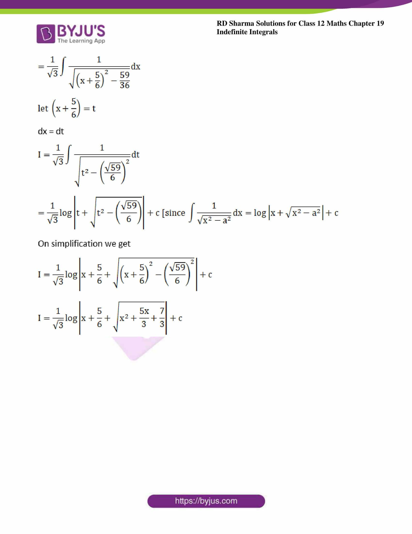 rd sharma class 12 maths sol chap 19 ex 17 5