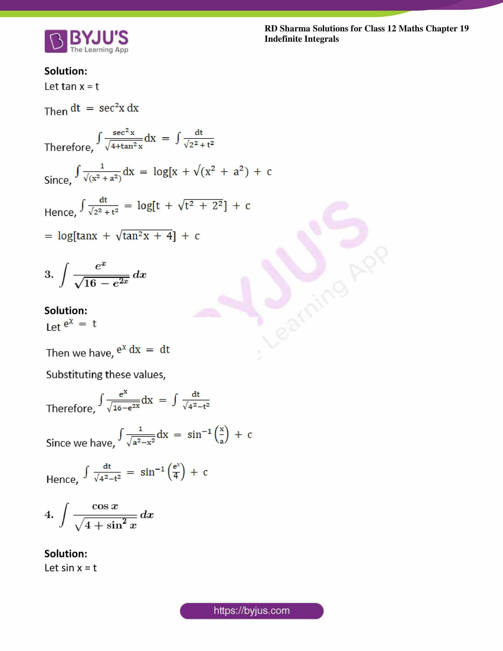 rd sharma class 12 maths sol chap 19 ex 18 3
