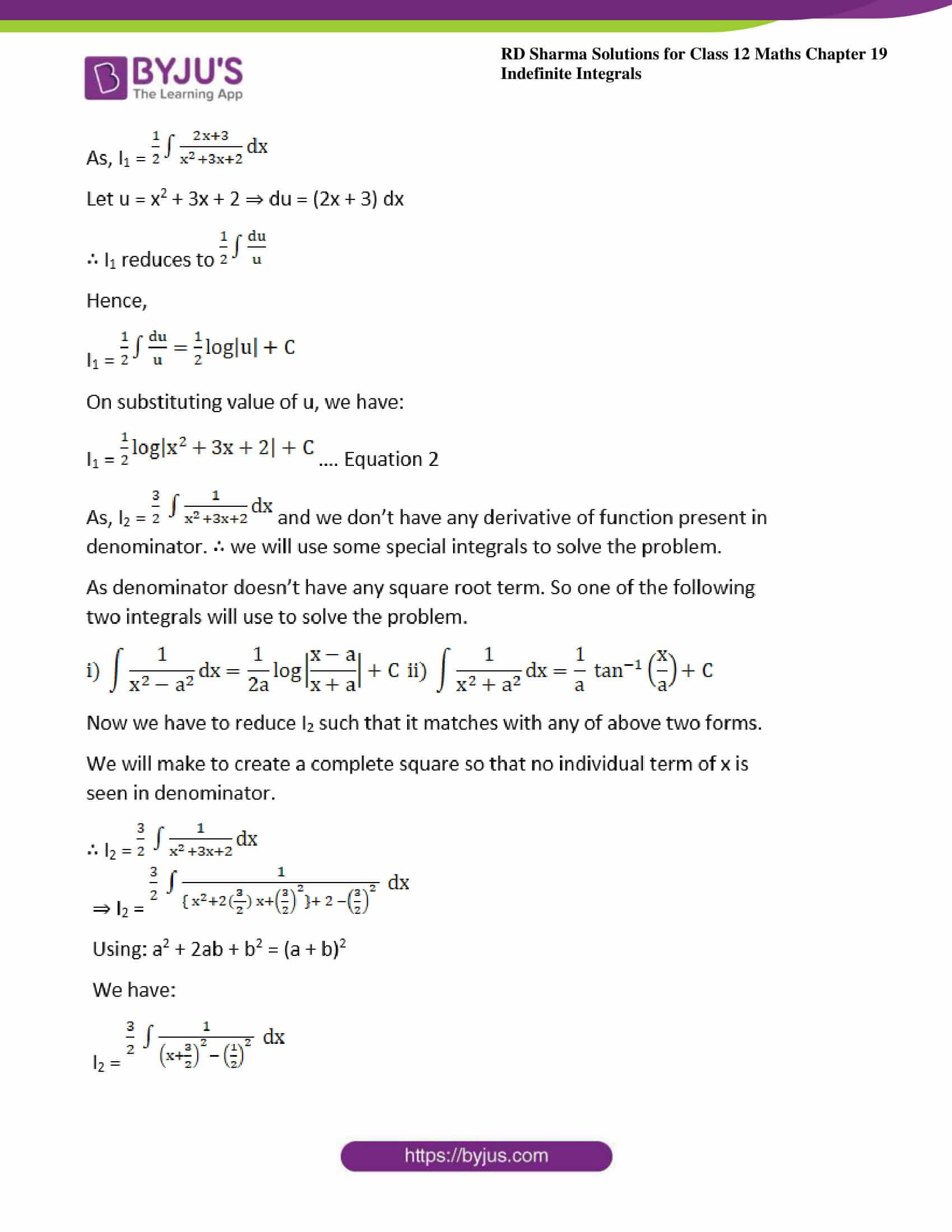 rd sharma class 12 maths sol chap 19 ex 19 02