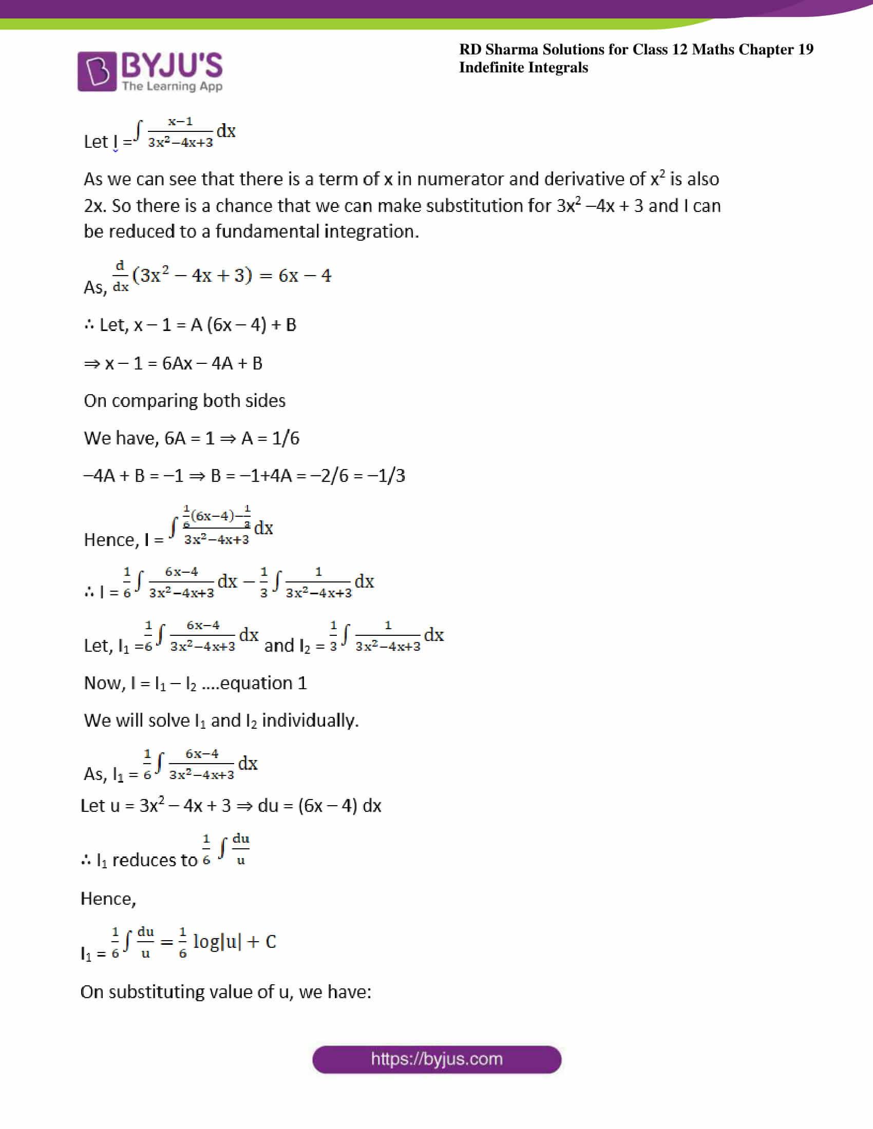 rd sharma class 12 maths sol chap 19 ex 19 10