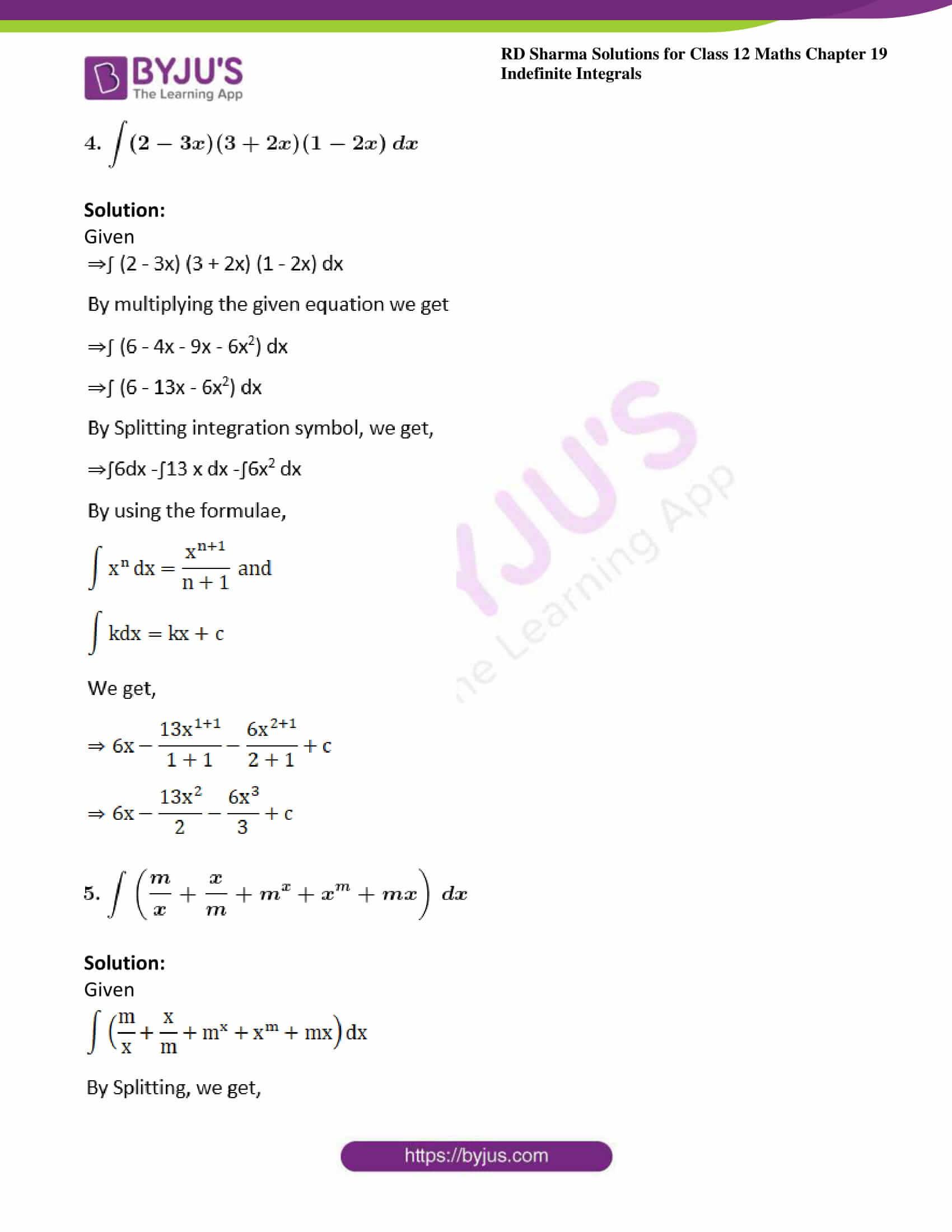 rd sharma class 12 maths sol chap 19 ex 2 04