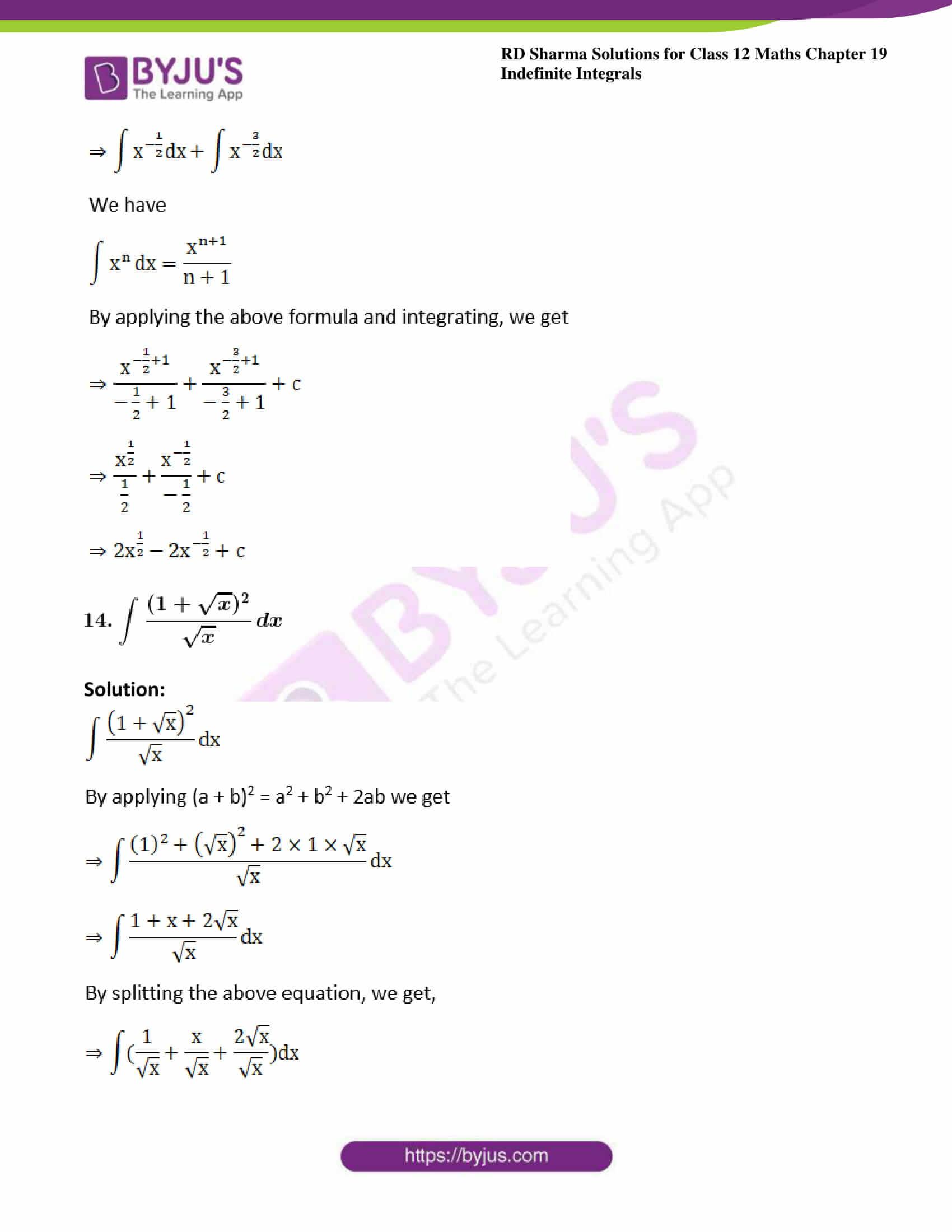 rd sharma class 12 maths sol chap 19 ex 2 11