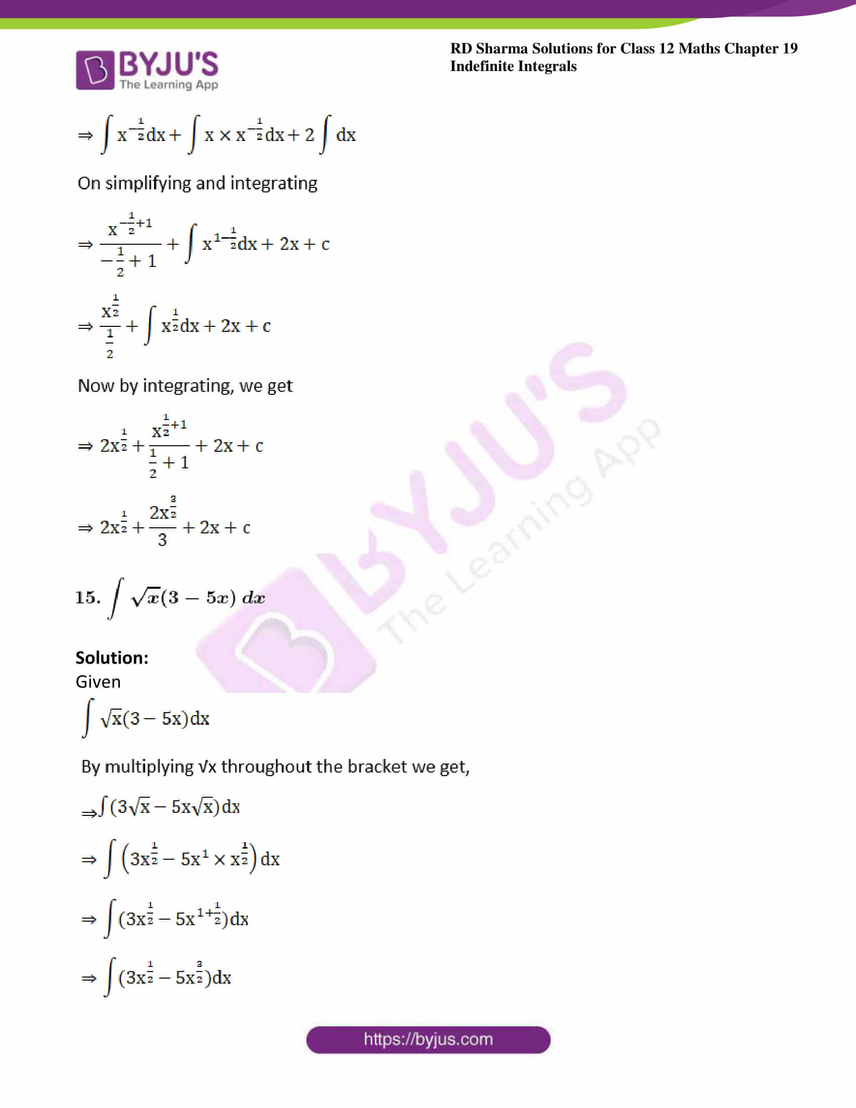 rd sharma class 12 maths sol chap 19 ex 2 12