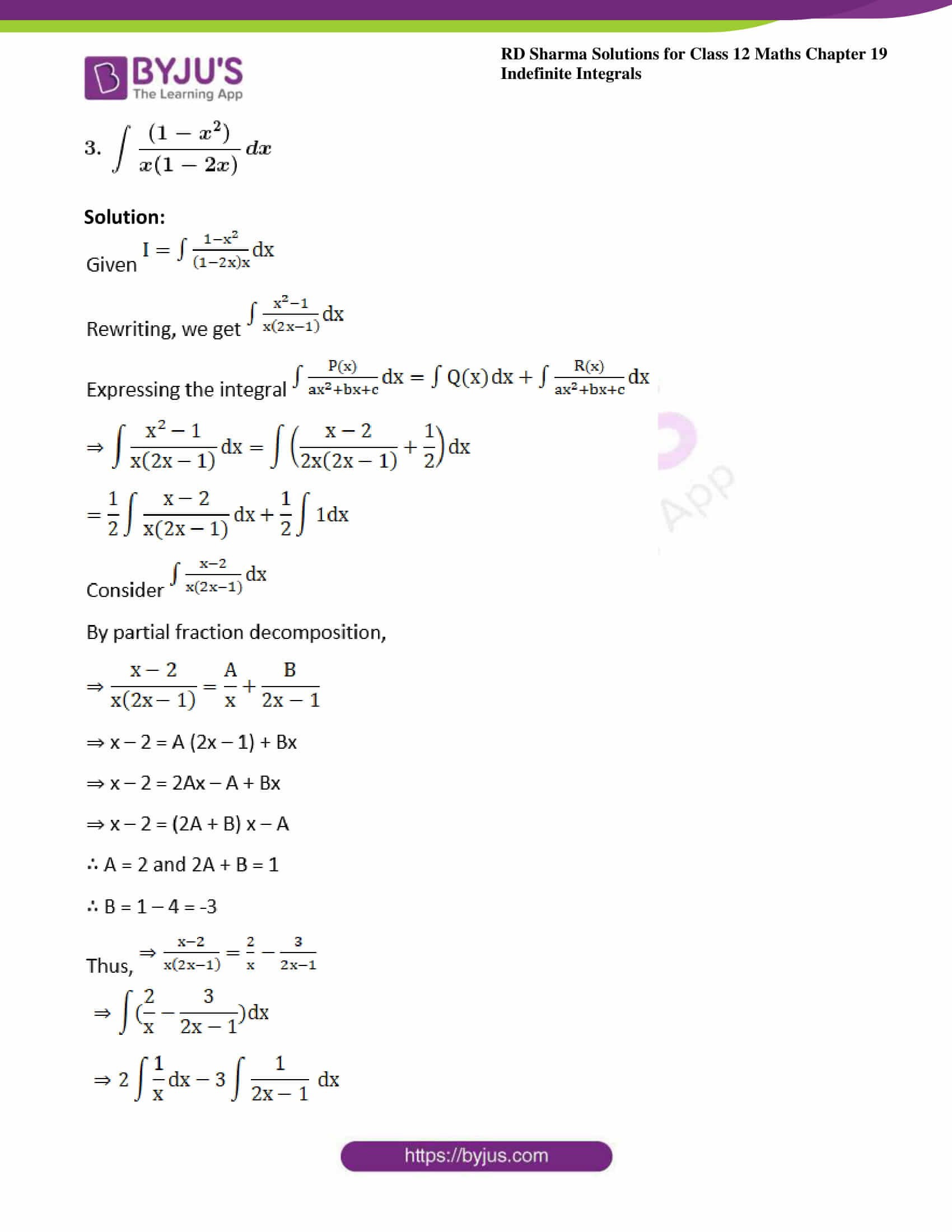 rd sharma class 12 maths sol chap 19 ex 20 05