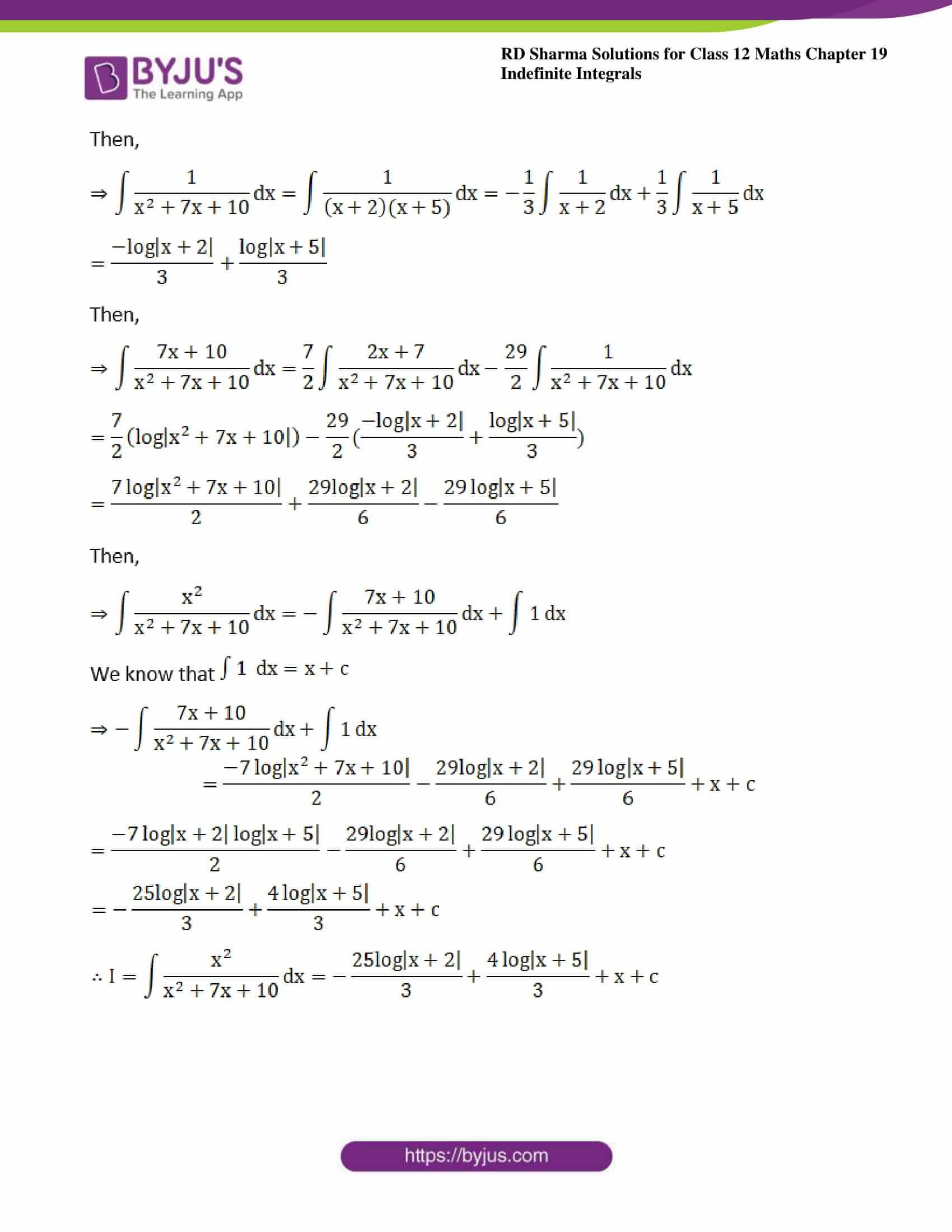 rd sharma class 12 maths sol chap 19 ex 20 12