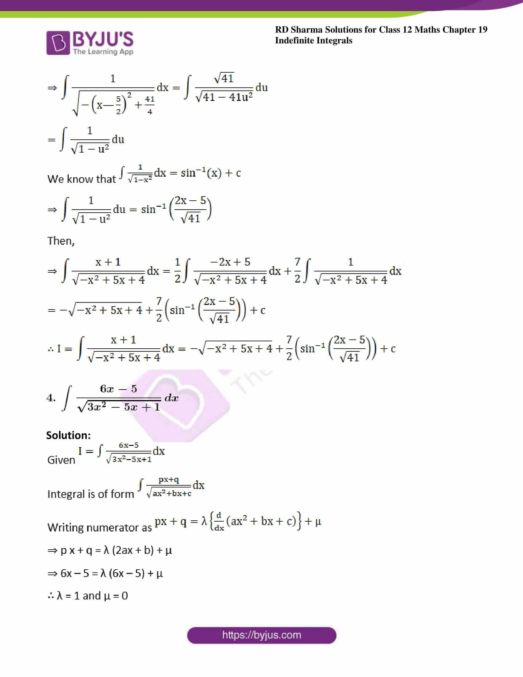 rd sharma class 12 maths sol chap 19 ex 21 6