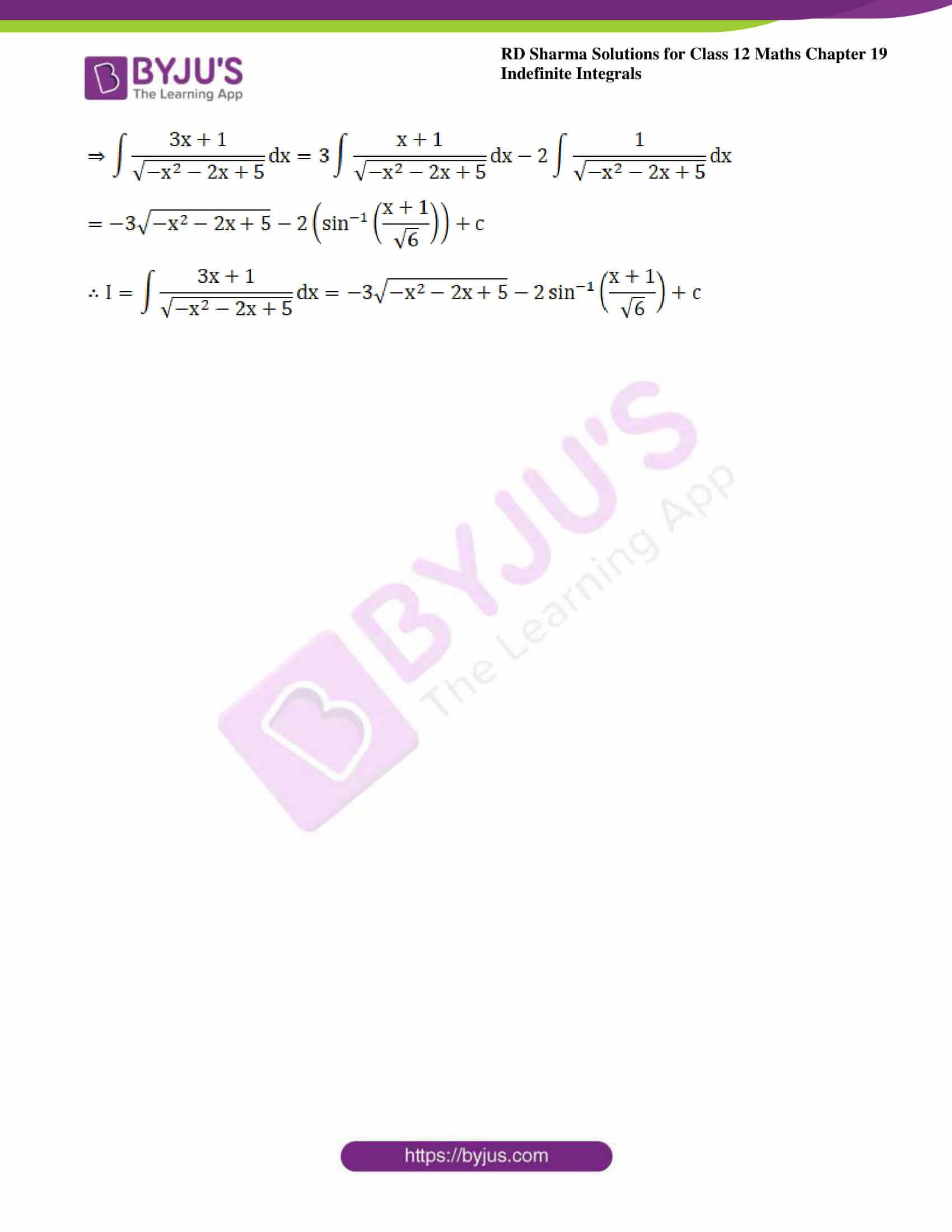 rd sharma class 12 maths sol chap 19 ex 21 9