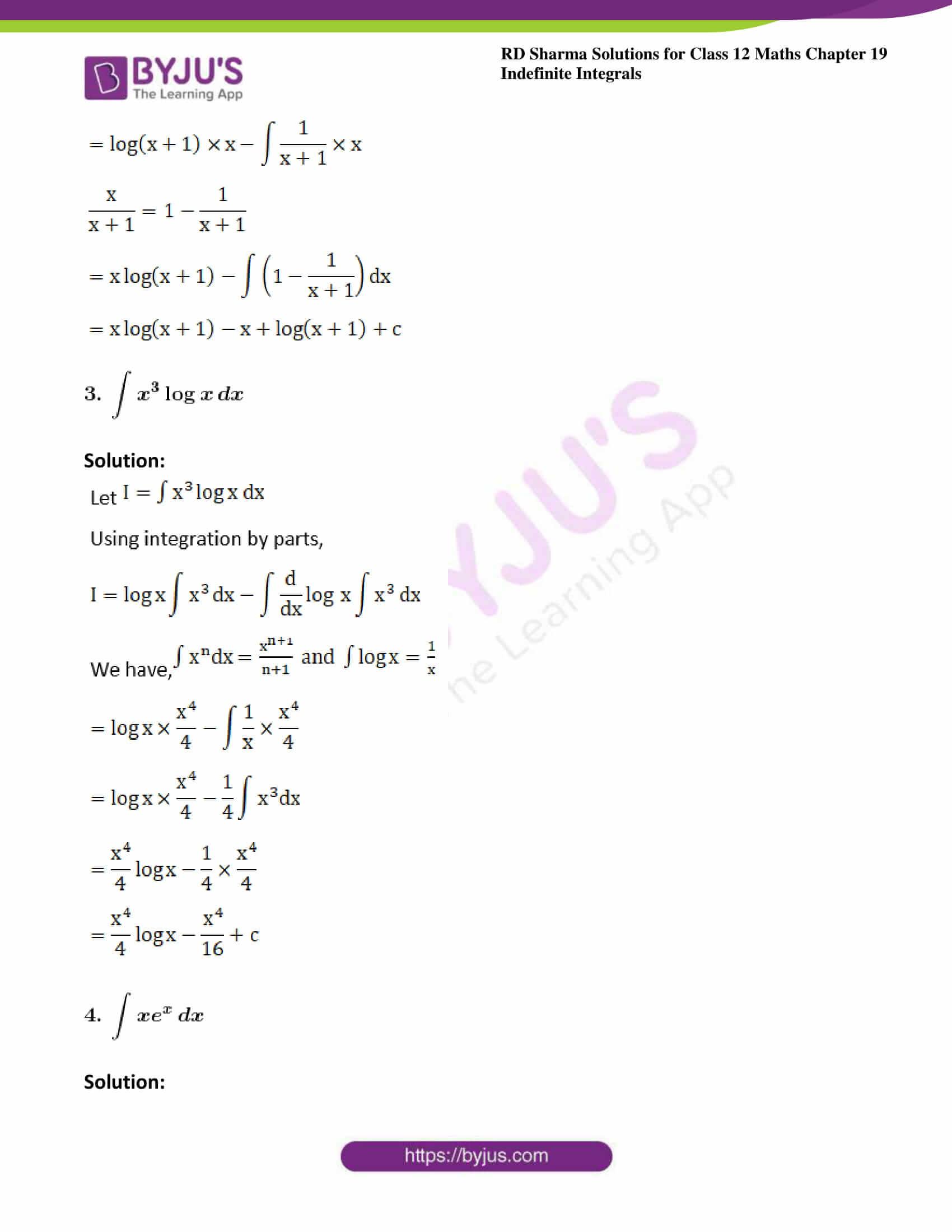 rd sharma class 12 maths sol chap 19 ex 25 2