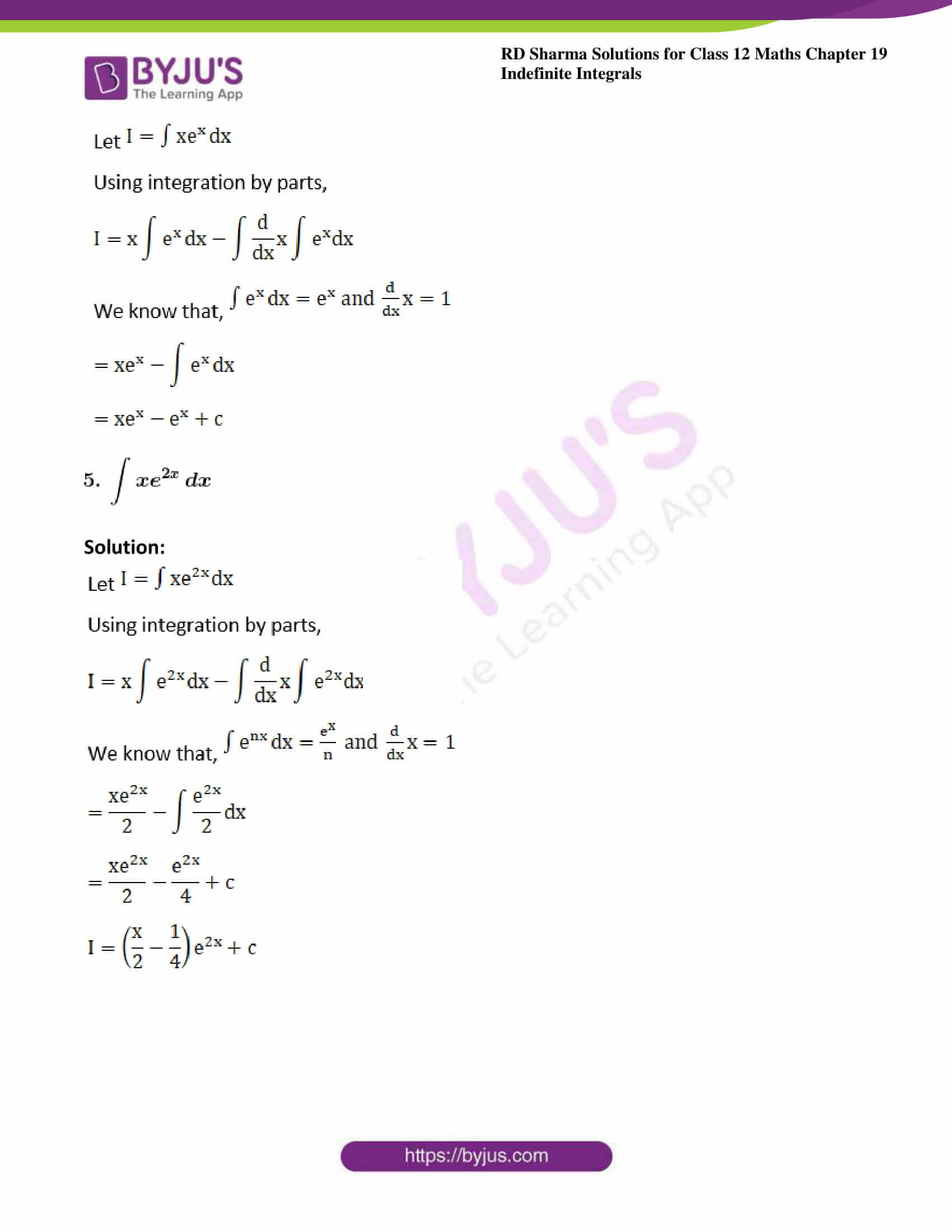 rd sharma class 12 maths sol chap 19 ex 25 3