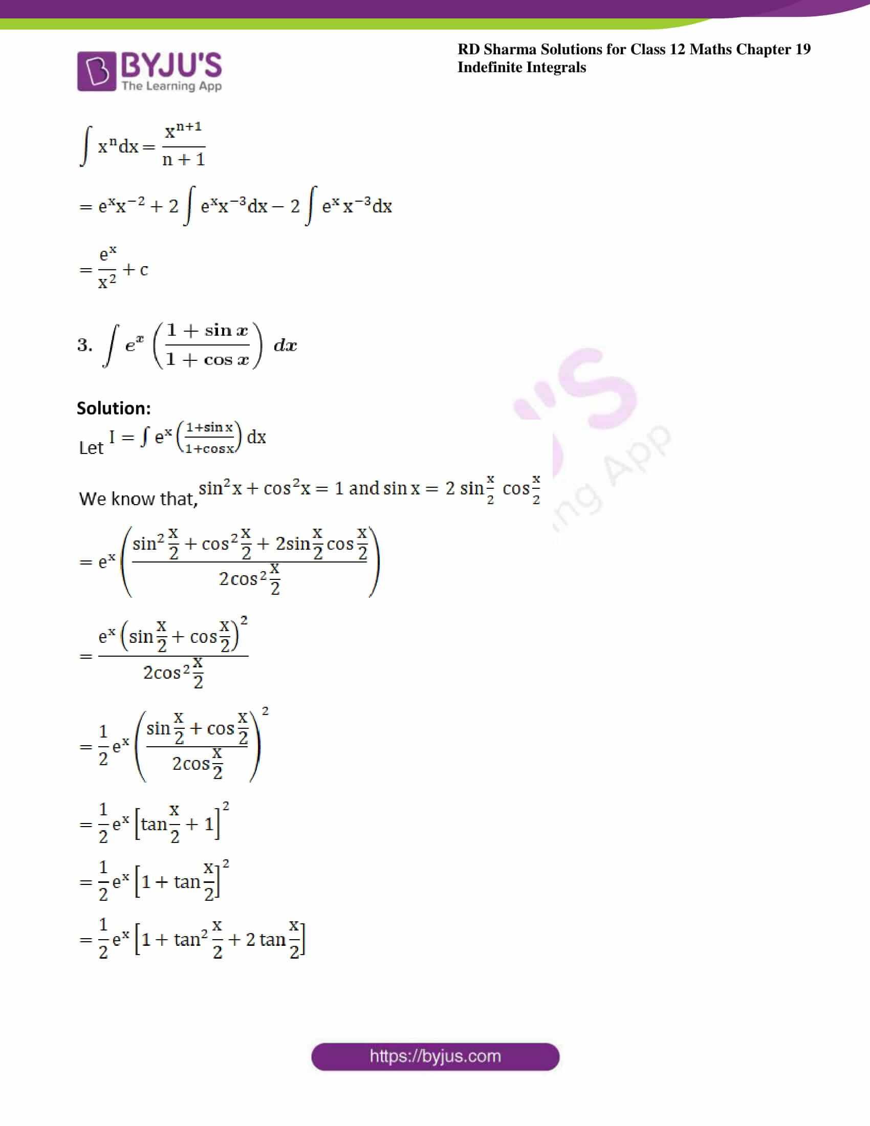 rd sharma class 12 maths sol chap 19 ex 26 2