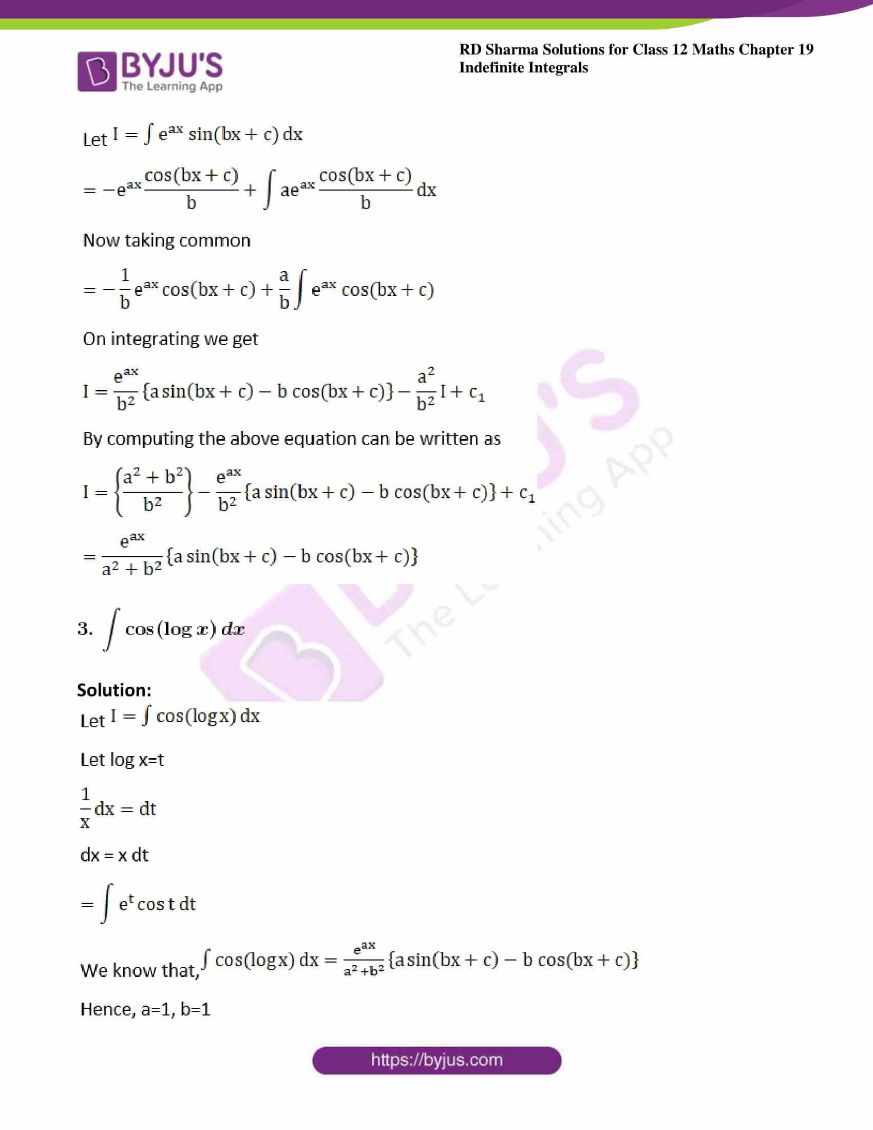 rd sharma class 12 maths sol chap 19 ex 27 2