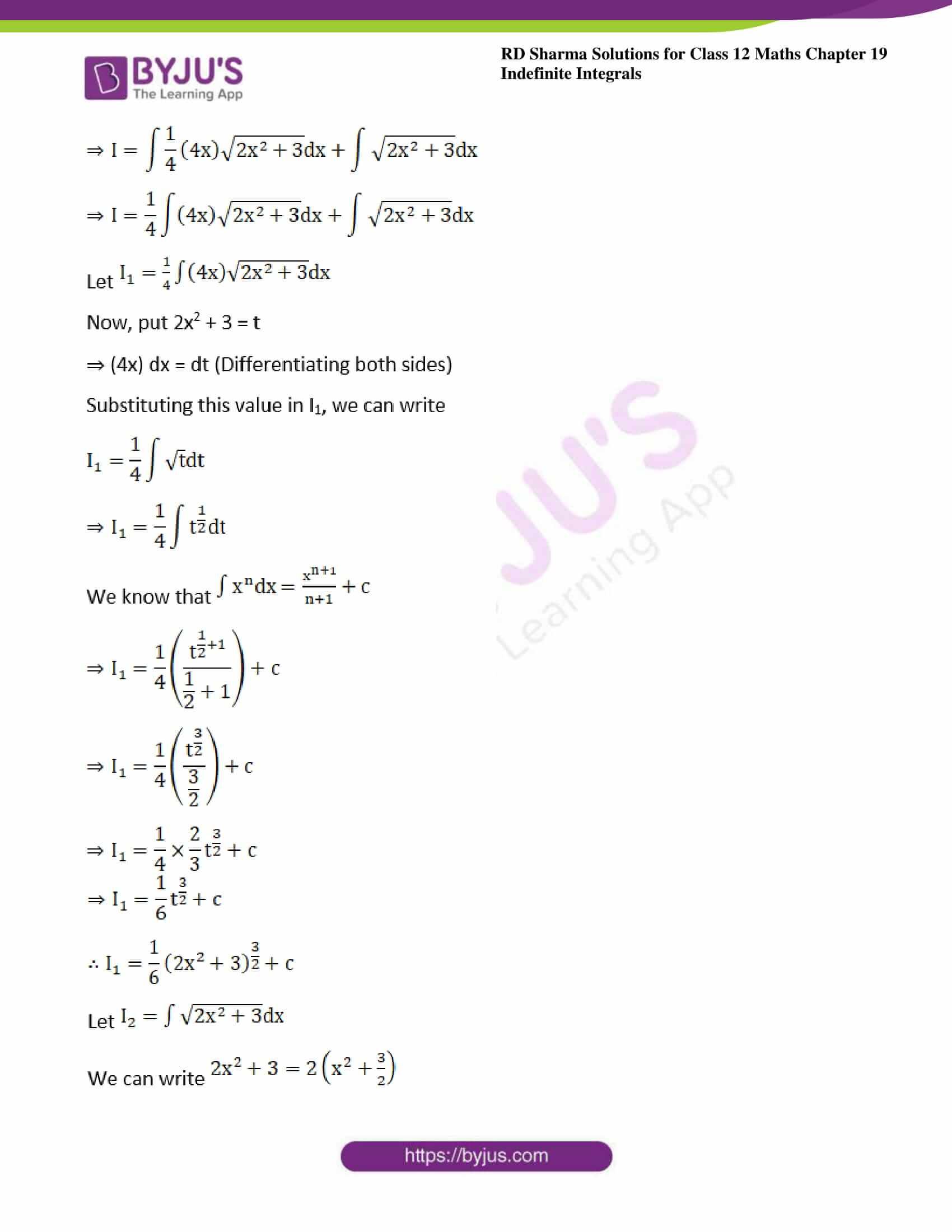 rd sharma class 12 maths sol chap 19 ex 29 05