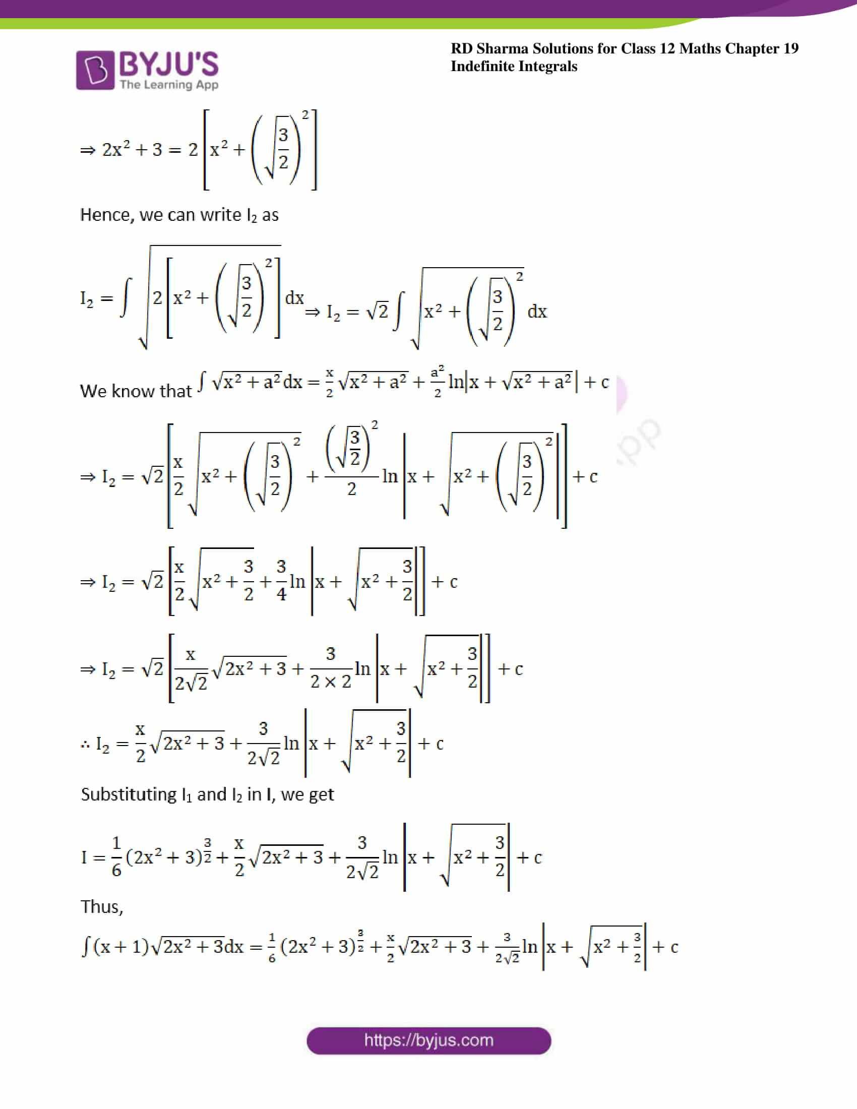 rd sharma class 12 maths sol chap 19 ex 29 06