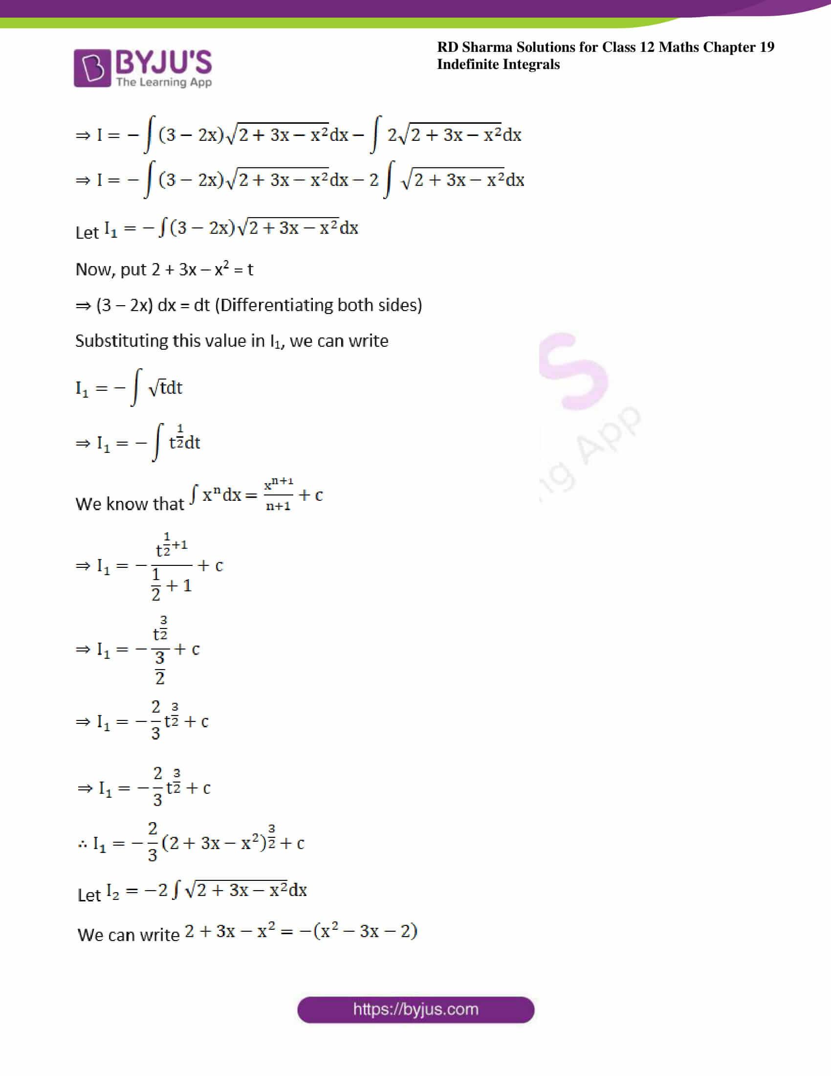 rd sharma class 12 maths sol chap 19 ex 29 08