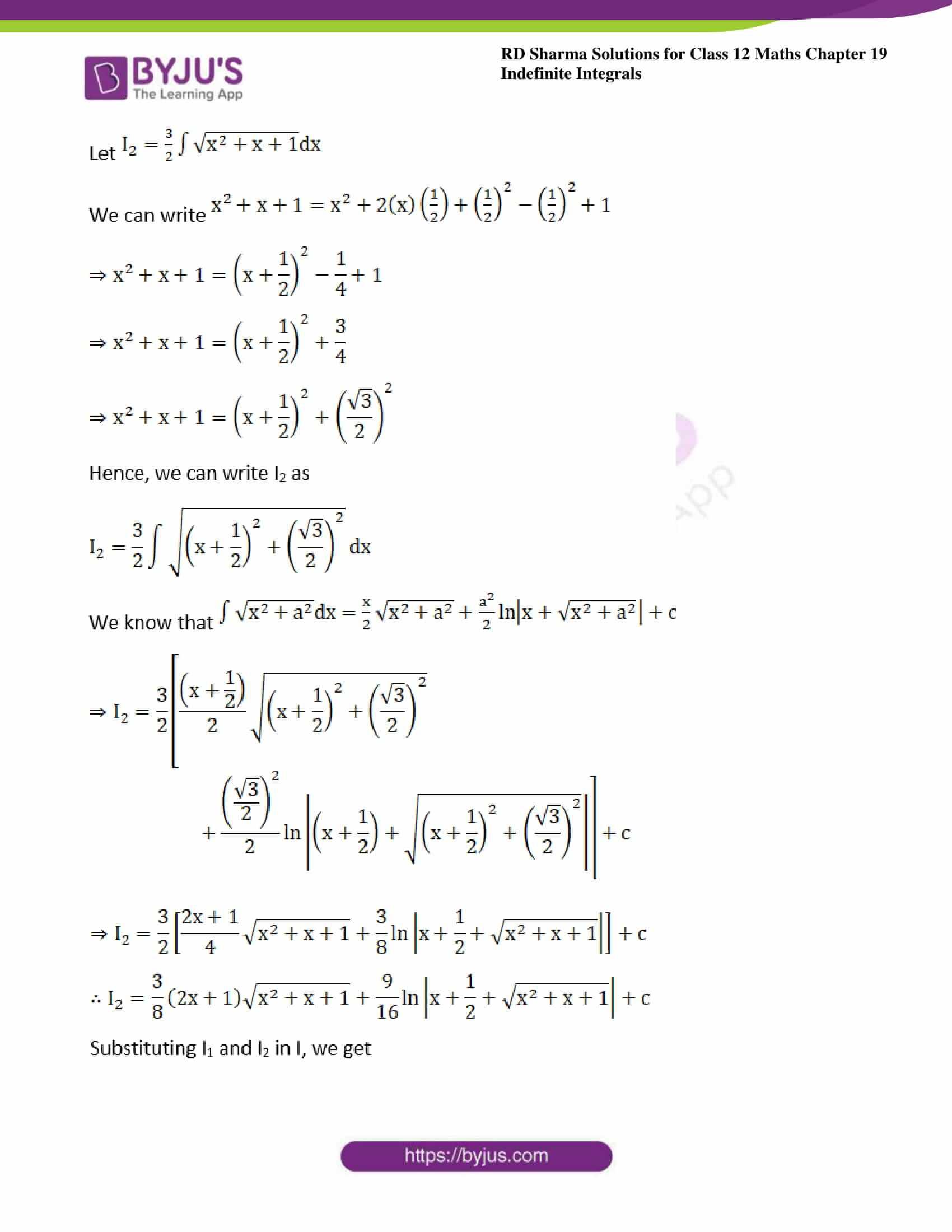 rd sharma class 12 maths sol chap 19 ex 29 12