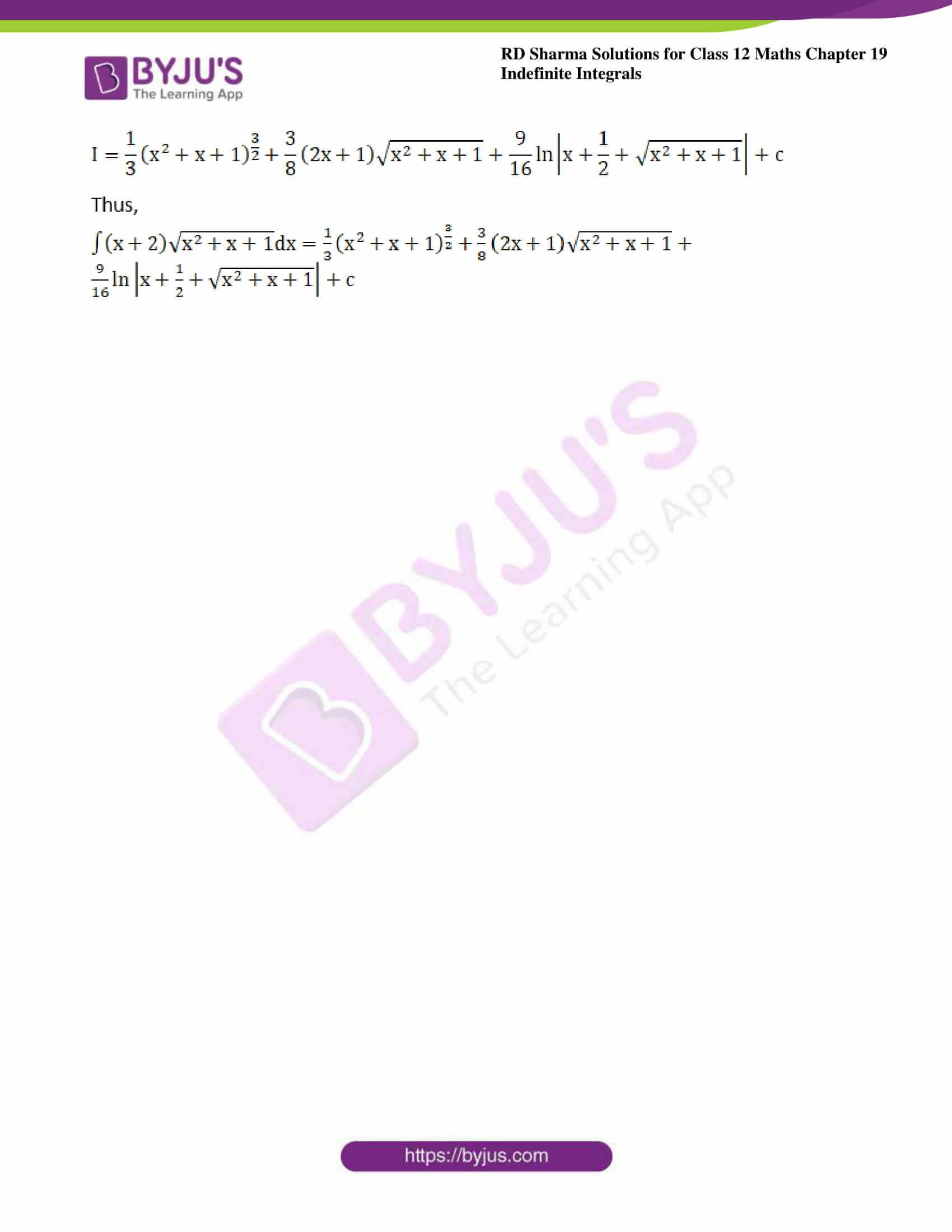 rd sharma class 12 maths sol chap 19 ex 29 13