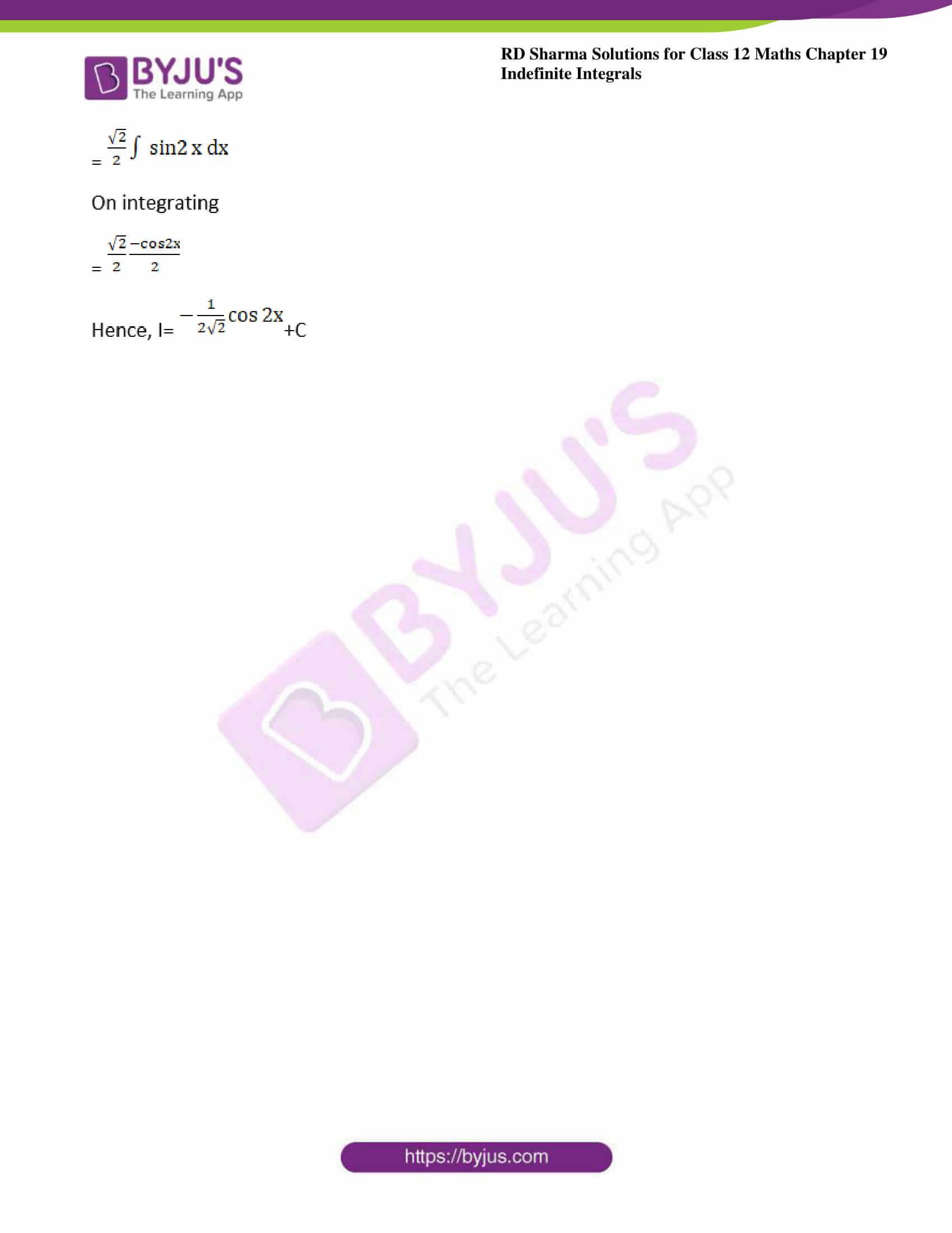 rd sharma class 12 maths sol chap 19 ex 3 7