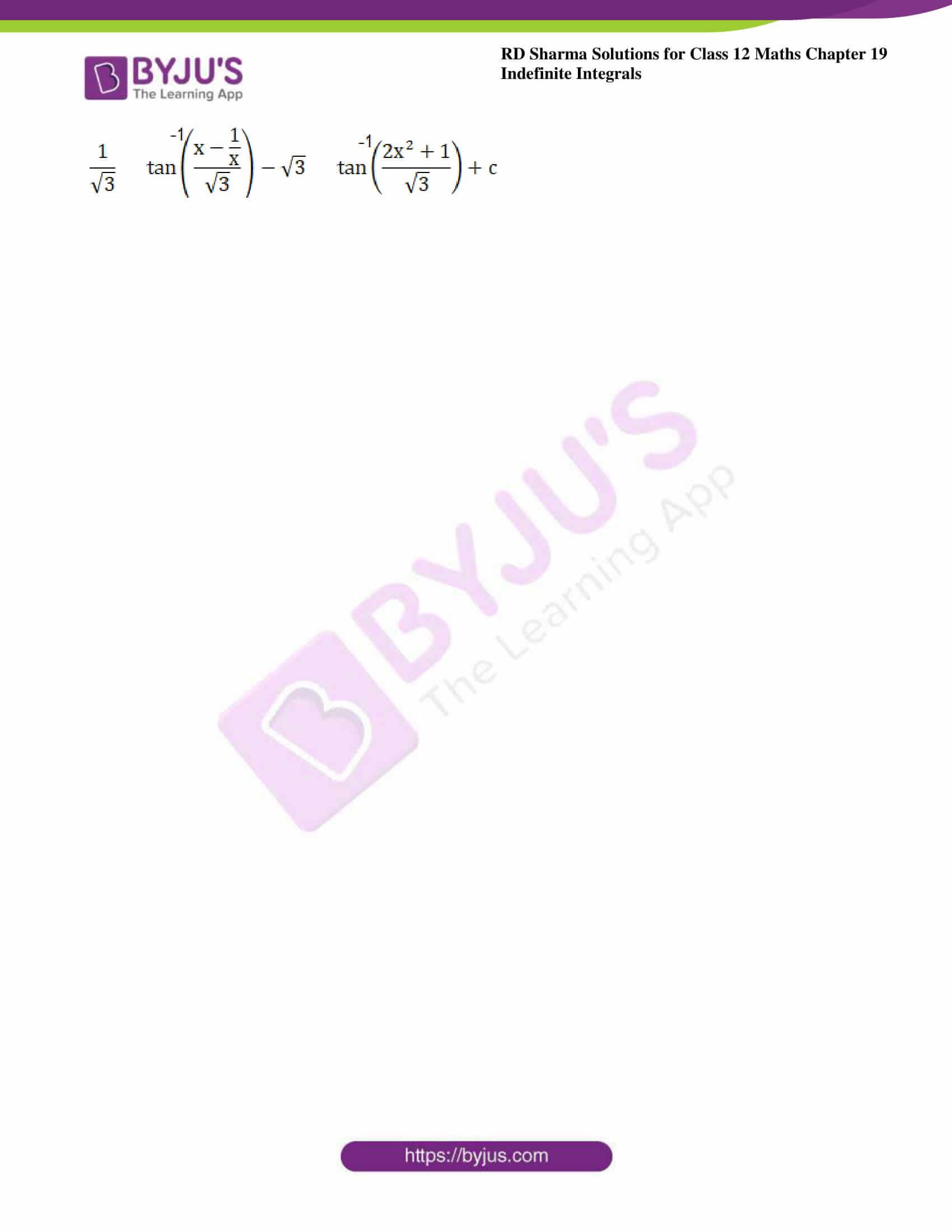rd sharma class 12 maths sol chap 19 ex 31 6
