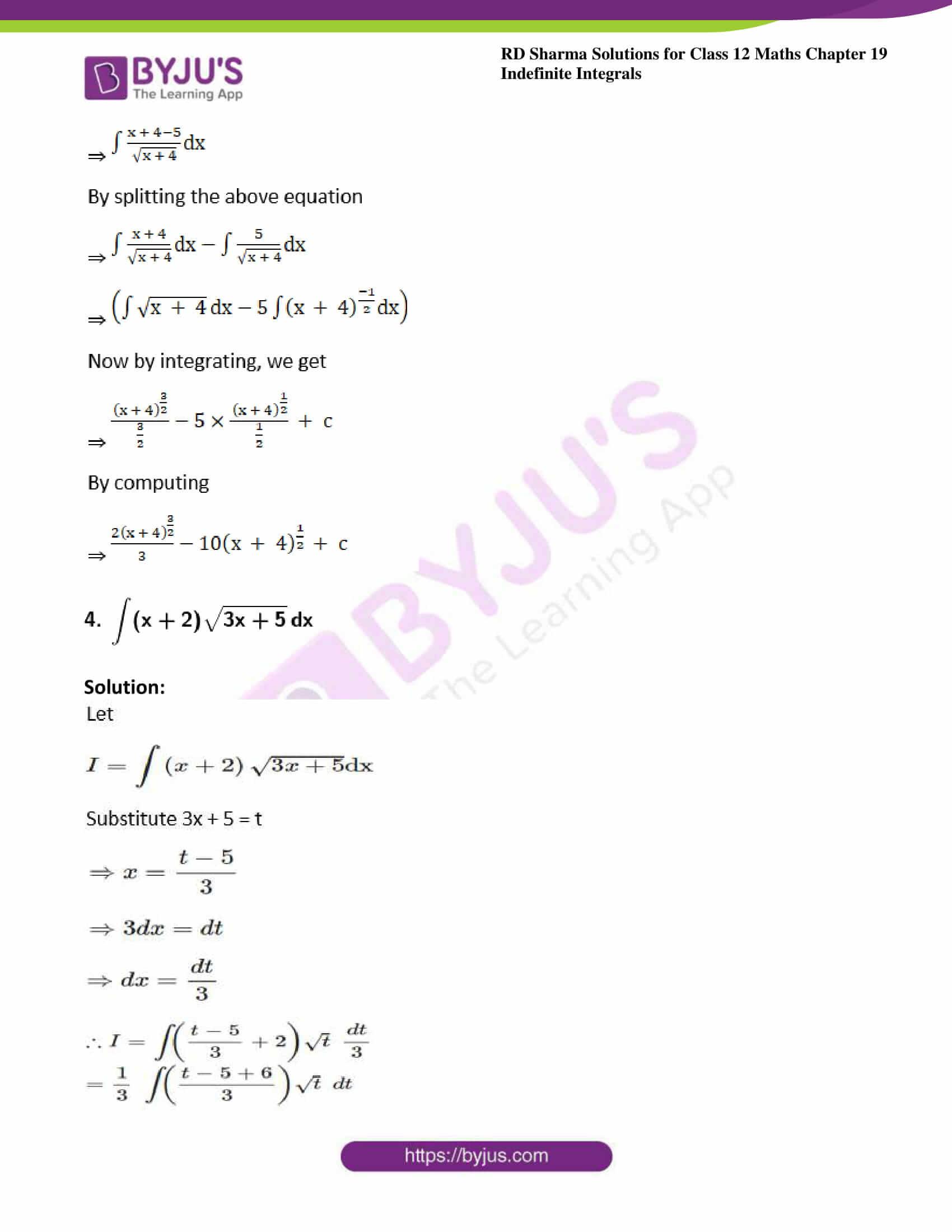 rd sharma class 12 maths sol chap 19 ex 5 3