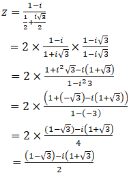 RD Sharma Solutions for Class 11 Maths Chapter 13 – Complex Numbers image - 50