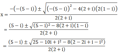 RD Sharma Solutions for Class 11 Maths Chapter 14 – Quadratic Equations image - 3