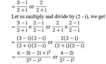 RD Sharma Solutions for Class 11 Maths Chapter 14 – Quadratic Equations image - 5