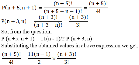 RD Sharma Solutions for Class 11 Maths Chapter 16 – Permutations image - 2
