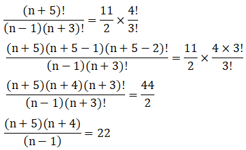RD Sharma Solutions for Class 11 Maths Chapter 16 – Permutations image - 3