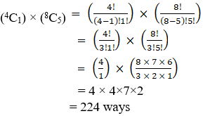 RD Sharma Solutions for Class 11 Maths Chapter 17 – Combinations image - 7