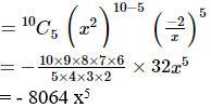 RD Sharma Solutions for Class 11 Maths Chapter 18 – Binomial Theorem image - 39