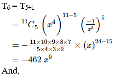 RD Sharma Solutions for Class 11 Maths Chapter 18 – Binomial Theorem image - 44