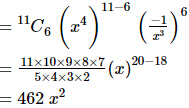 RD Sharma Solutions for Class 11 Maths Chapter 18 – Binomial Theorem image - 45
