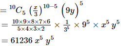 RD Sharma Solutions for Class 11 Maths Chapter 18 – Binomial Theorem image - 51