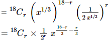 RD Sharma Solutions for Class 11 Maths Chapter 18 – Binomial Theorem image - 63