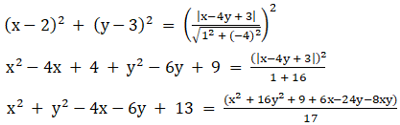 RD Sharma Solutions for Class 11 Maths Chapter 25 – Parabola - image 15