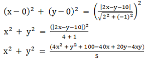 RD Sharma Solutions for Class 11 Maths Chapter 25 – Parabola - image 31