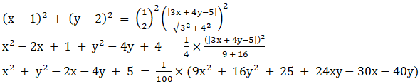 RD Sharma Solutions for Class 11 Maths Chapter 26 – Ellipse - image 15