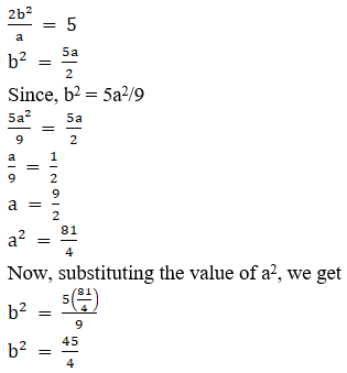 RD Sharma Solutions for Class 11 Maths Chapter 26 – Ellipse - image 52