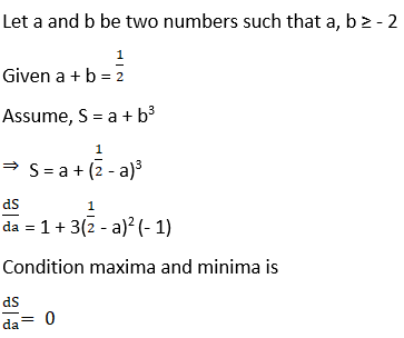 RD Sharma Solutions for Class 12 Maths Chapter 18 Maxima and Minima Image 16