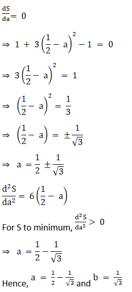 RD Sharma Solutions for Class 12 Maths Chapter 18 Maxima and Minima Image 17